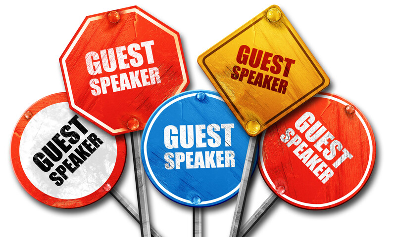 Guest Speakers 2022